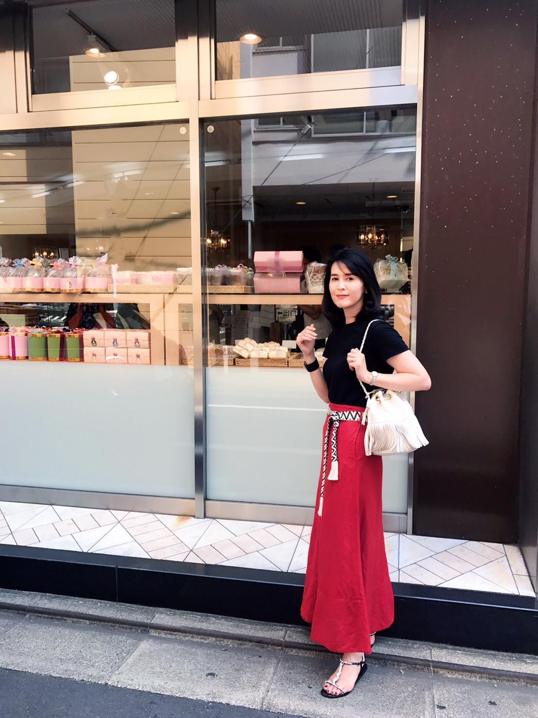今日はキレイ色スカートで_1_4