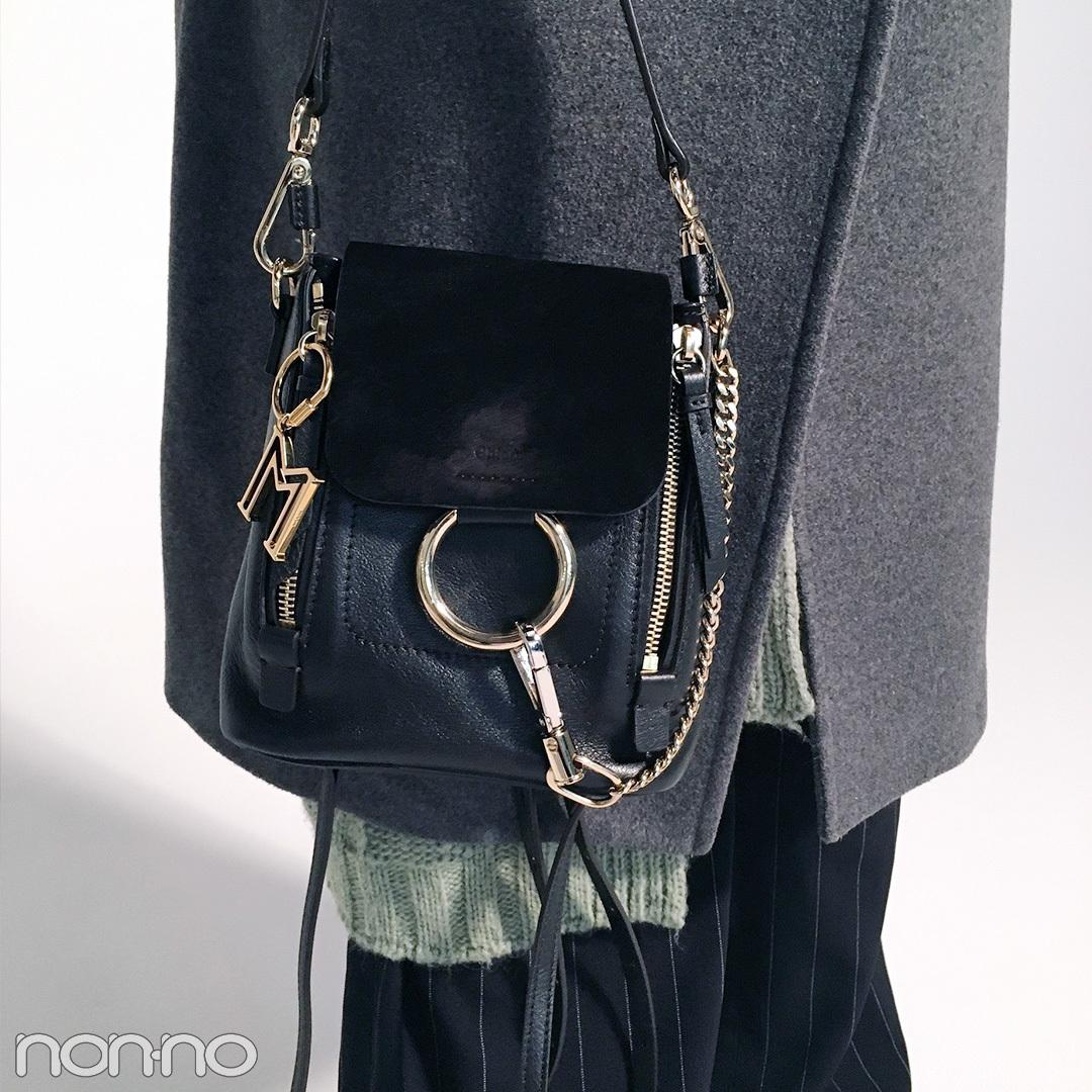 佐谷戸ミナはプチプラコーデをクロエのバッグで格上げ♪【モデルの私服スナップ】_1_2-2