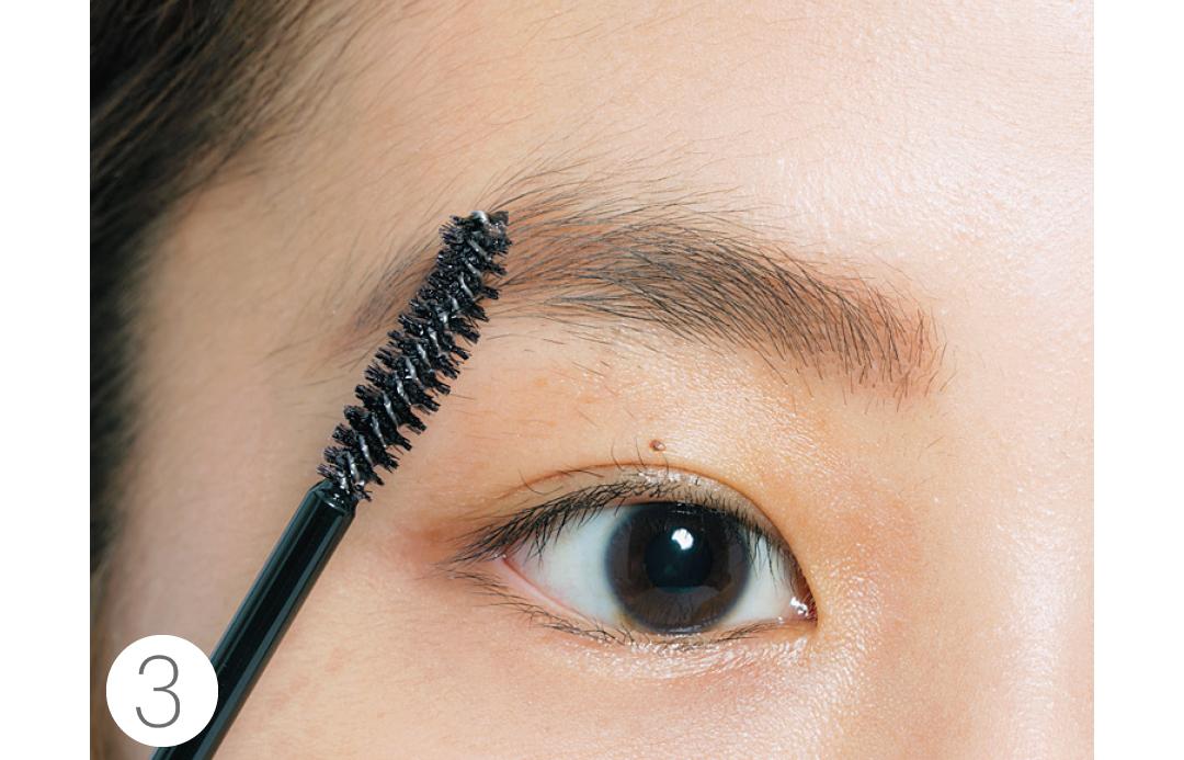 「太眉で薄い」人の眉の描き方&整え方、教えます!_1_5-3