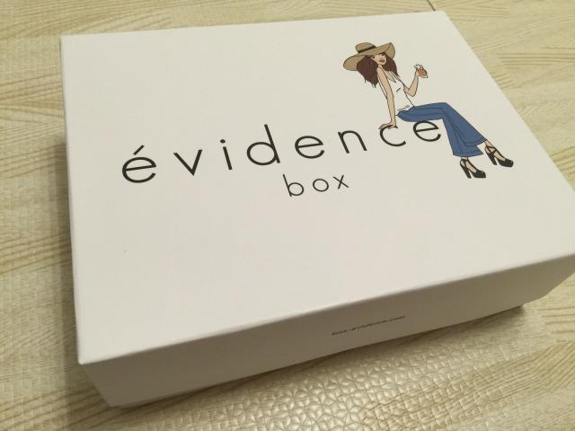 フランスから直送!オーガニックコスメ便【Box-evidence】!_1_1