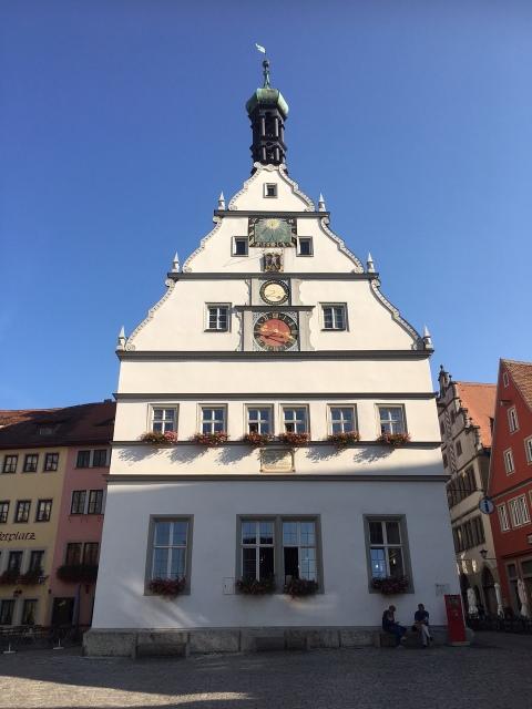 夏休み旅行 day3:ドイツ ローデンブルグ_1_1-4
