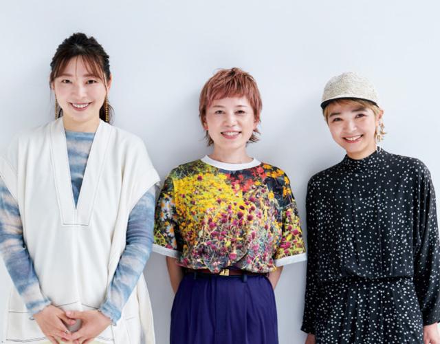 人気美容師3人の最新ヘアカラー座談会