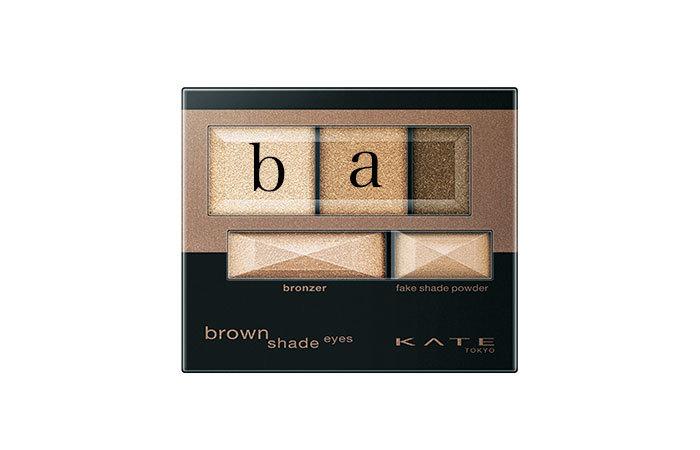 KATEのブラウンパレット_ブラウンシェードアイズ