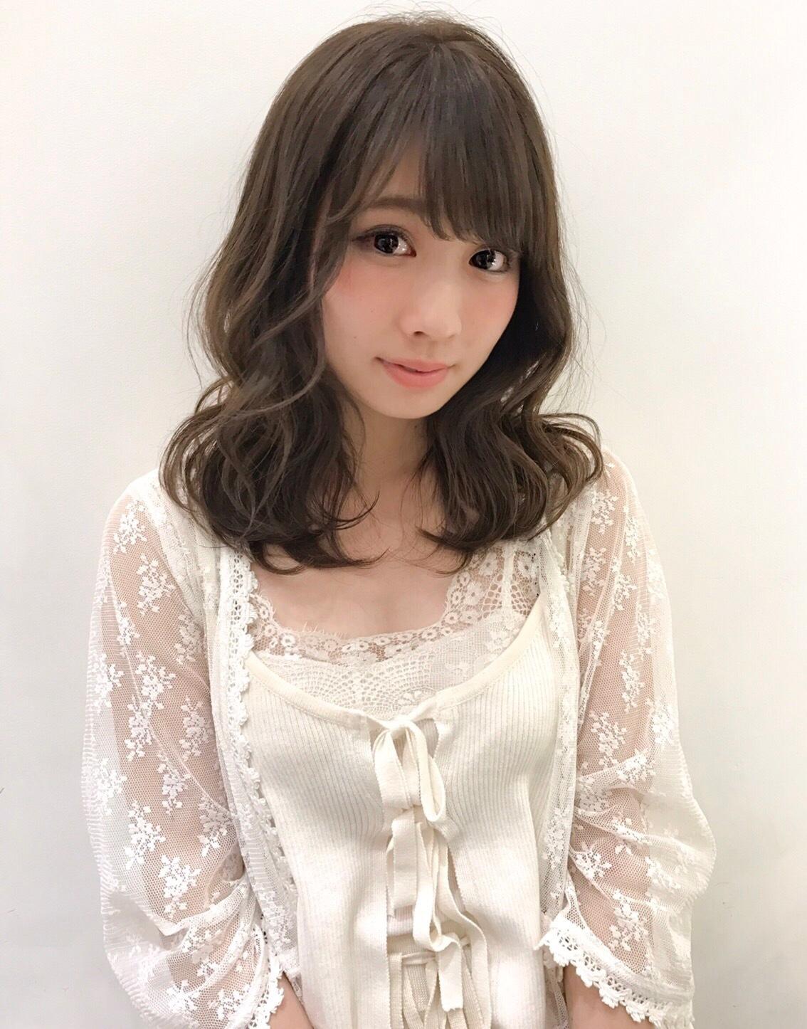 Newヘアカラー♡オリーブベージュSHIMA_1_1