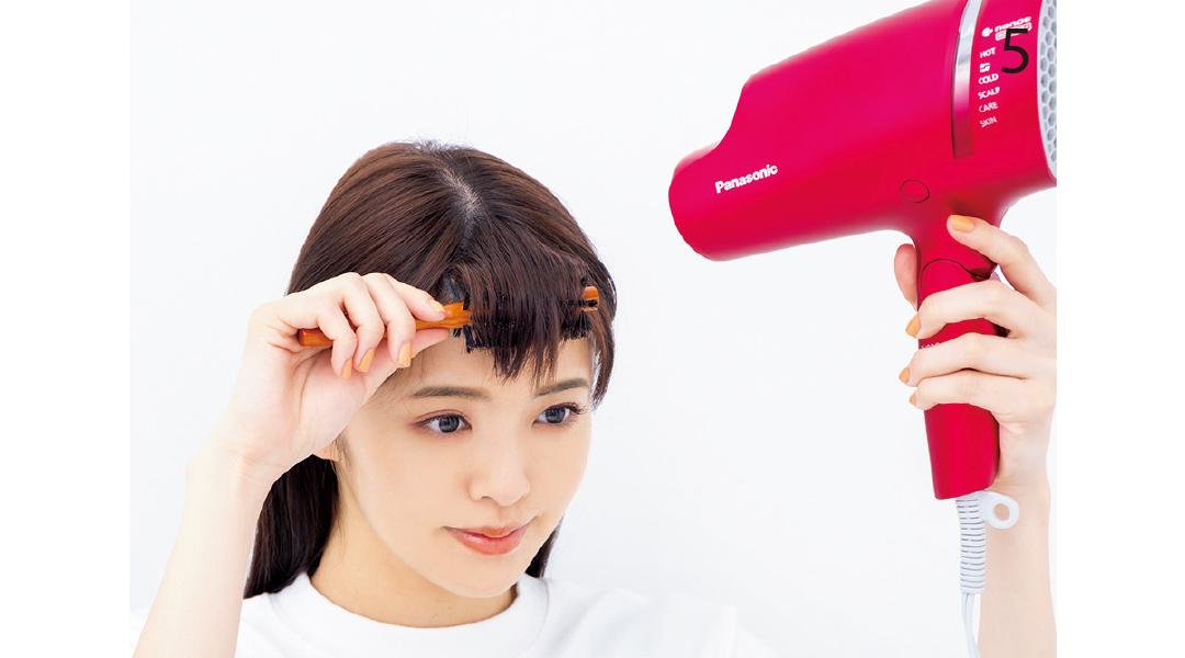 「梅雨でもヘア崩さない女子」のブロー技を超ていねい解説!_1_7