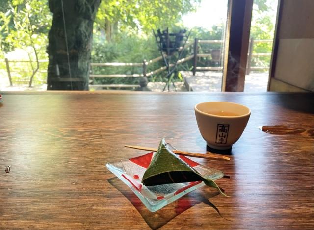 イサムノグチ展と上野公園散策、お勧めのお昼ご飯処。【40代 私の休日】_1_9