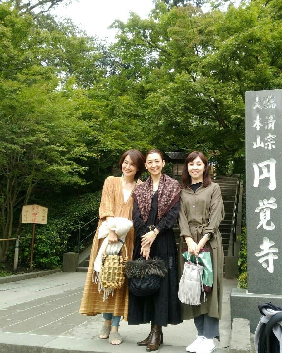 黒ワントーンで鎌倉散歩♪_1_1