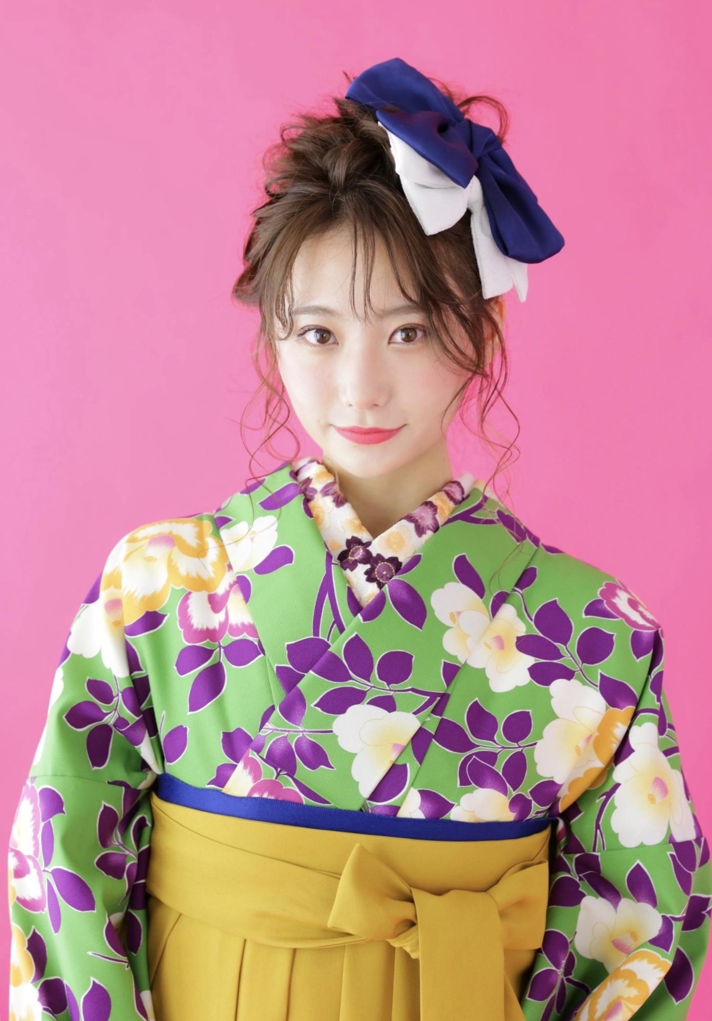袴の撮影をしてきました♡_1_1