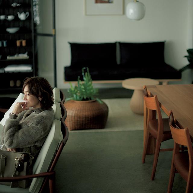 家具や照明が美しくコーディネートされた「ハイク」の店内