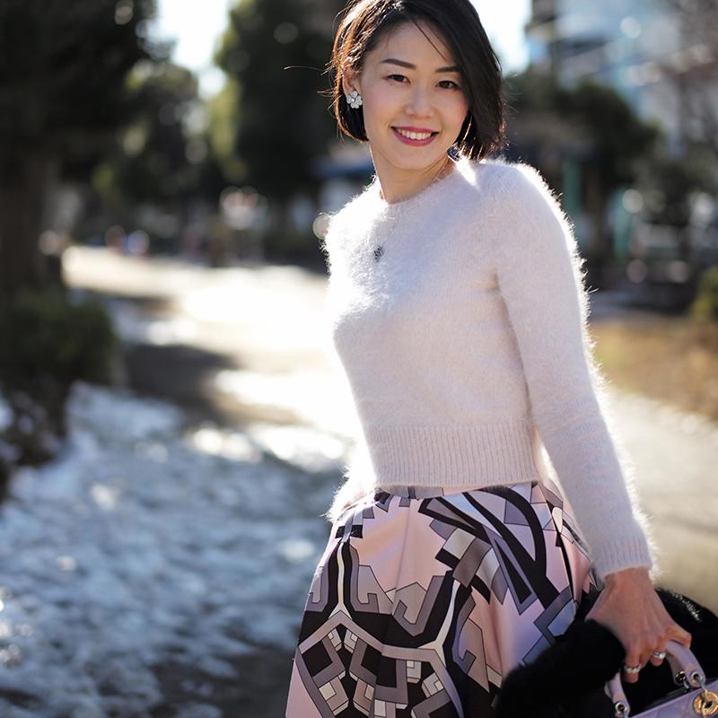 もうすぐ春ですもの、ピンクが着たい!美女組さんが選んだアイテム【マリソル美女組ブログPICK UP】_1_1-4