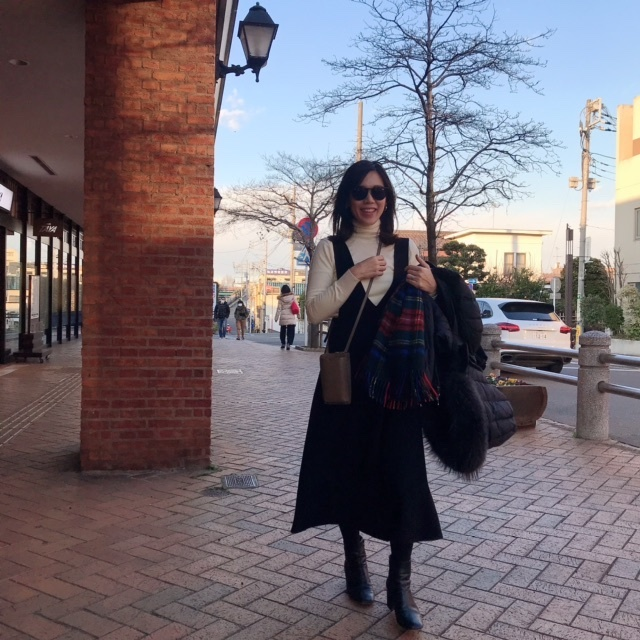 大人可愛いジャンパースカートとわが家の手抜きクリスマス♡_1_2