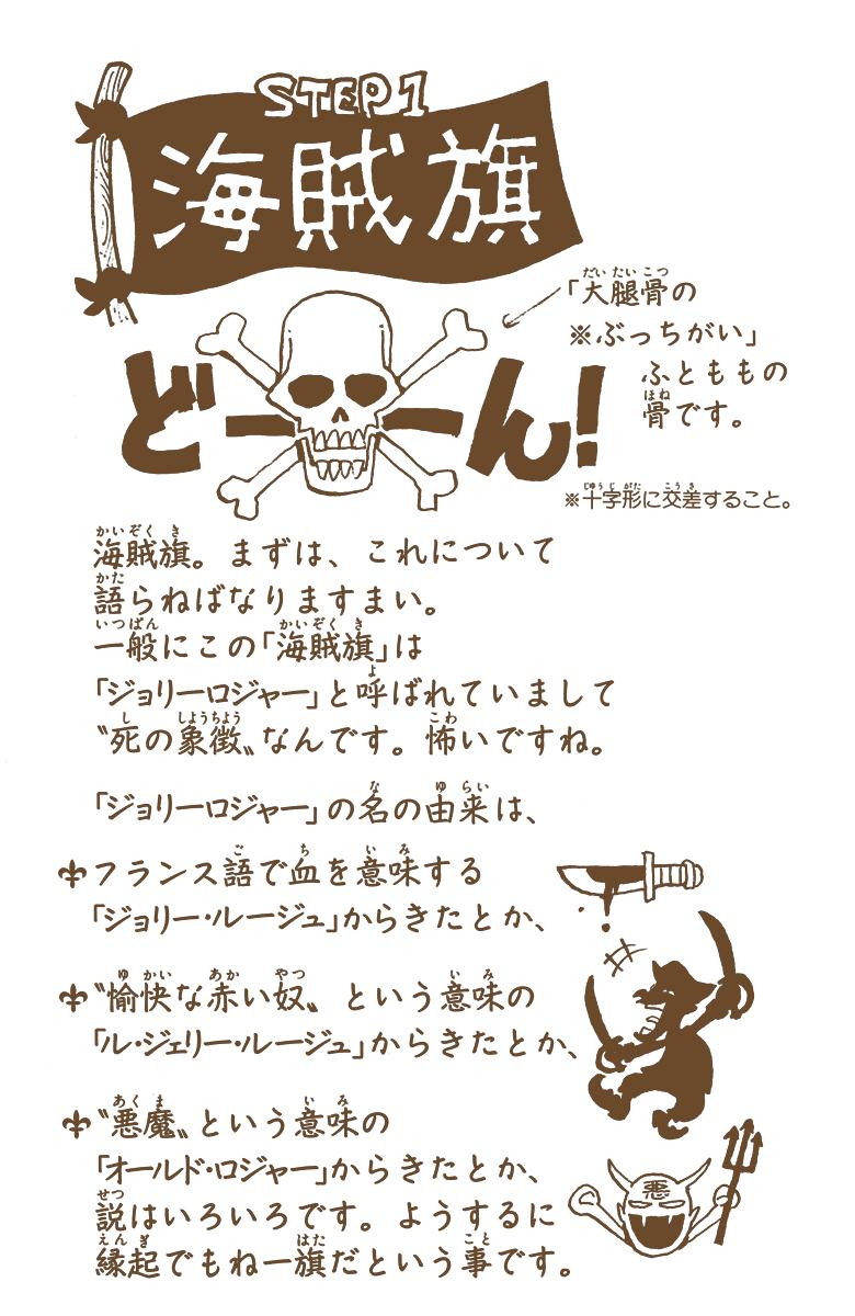"""第2話 その男""""麦わらのルフィ"""" フルカラー版 ONE PIECE 試し読み_1_1-24"""