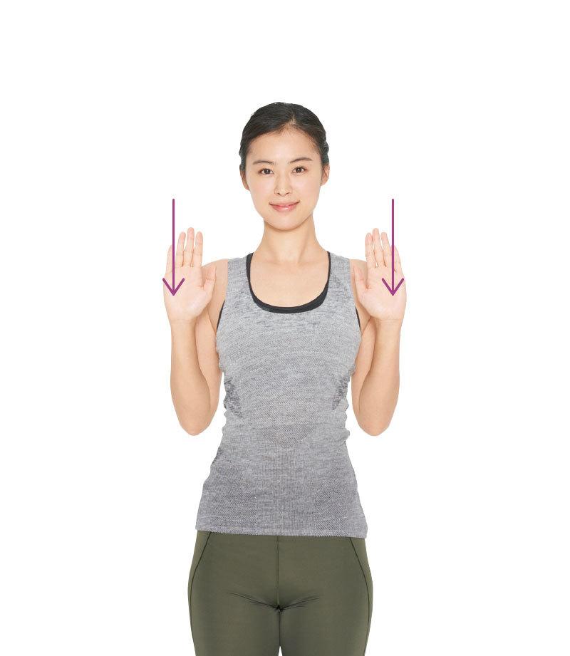"""基本の3ステップ""""肩甲骨はがし""""で、ガチガチ肩甲骨を柔軟に【キレイになる活】_2_1-2"""