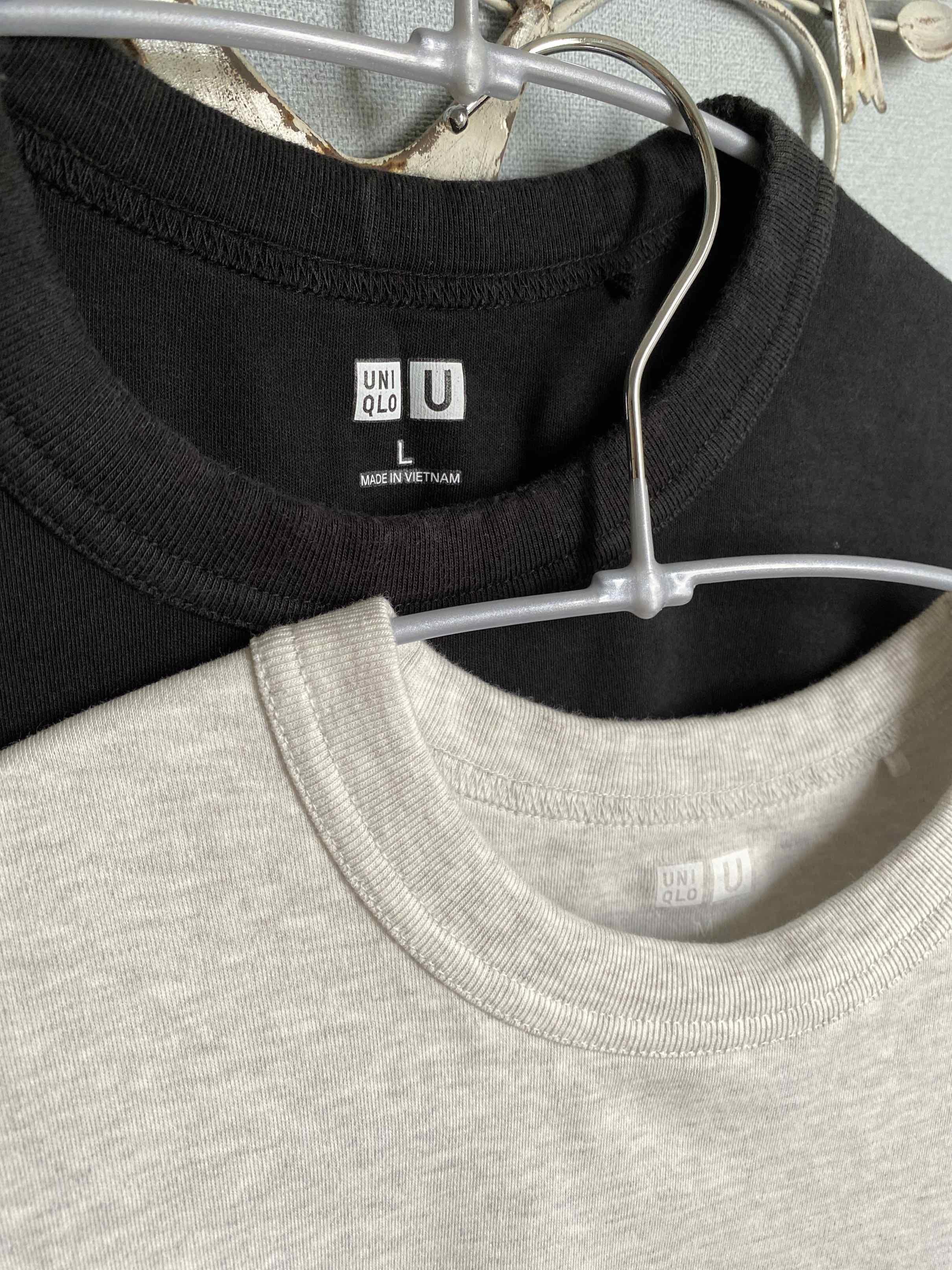UNIQLOのTシャツは出番多し♩_1_5