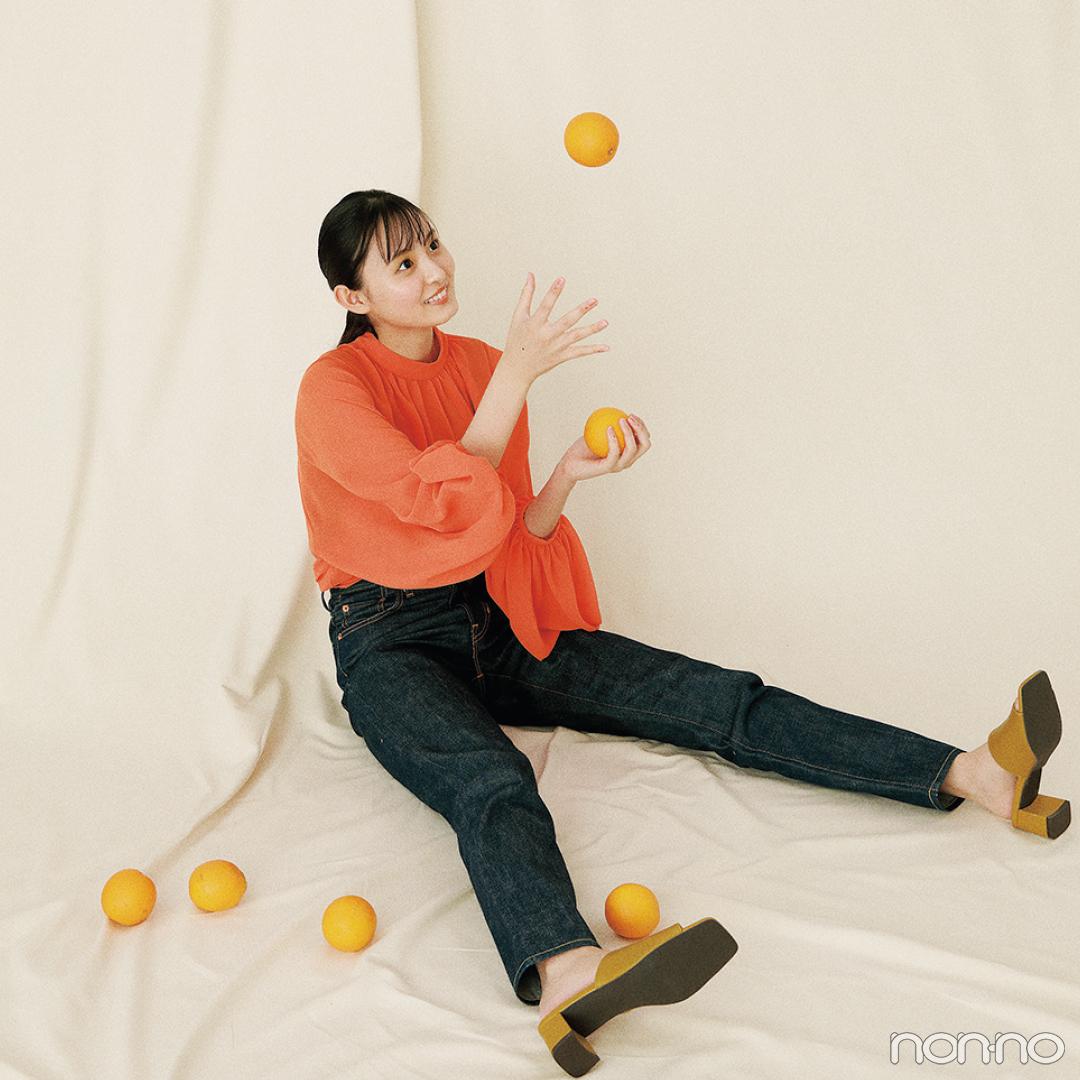 遠藤さくらが「シトラスメイク」で夏のヒロインに♡ vol.1_1_10