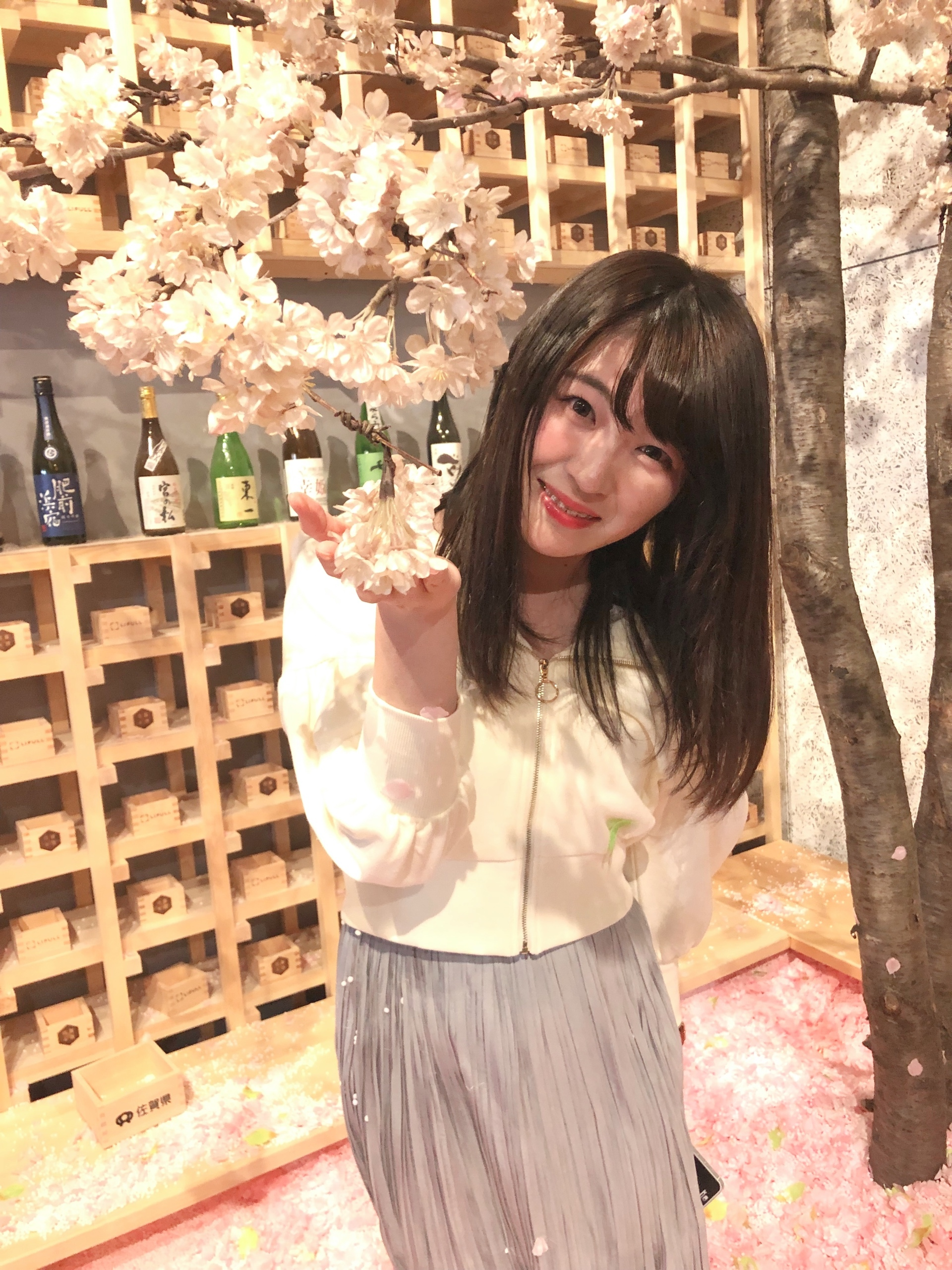 【注目春イベント♥】桜が屋内で楽しめる?SAKURA CHILL BARが楽しい!_1_1