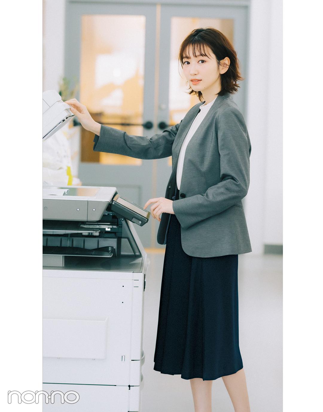 【新社会人が買うべき神アイテム10選】シワになりにくいスカート_1_3