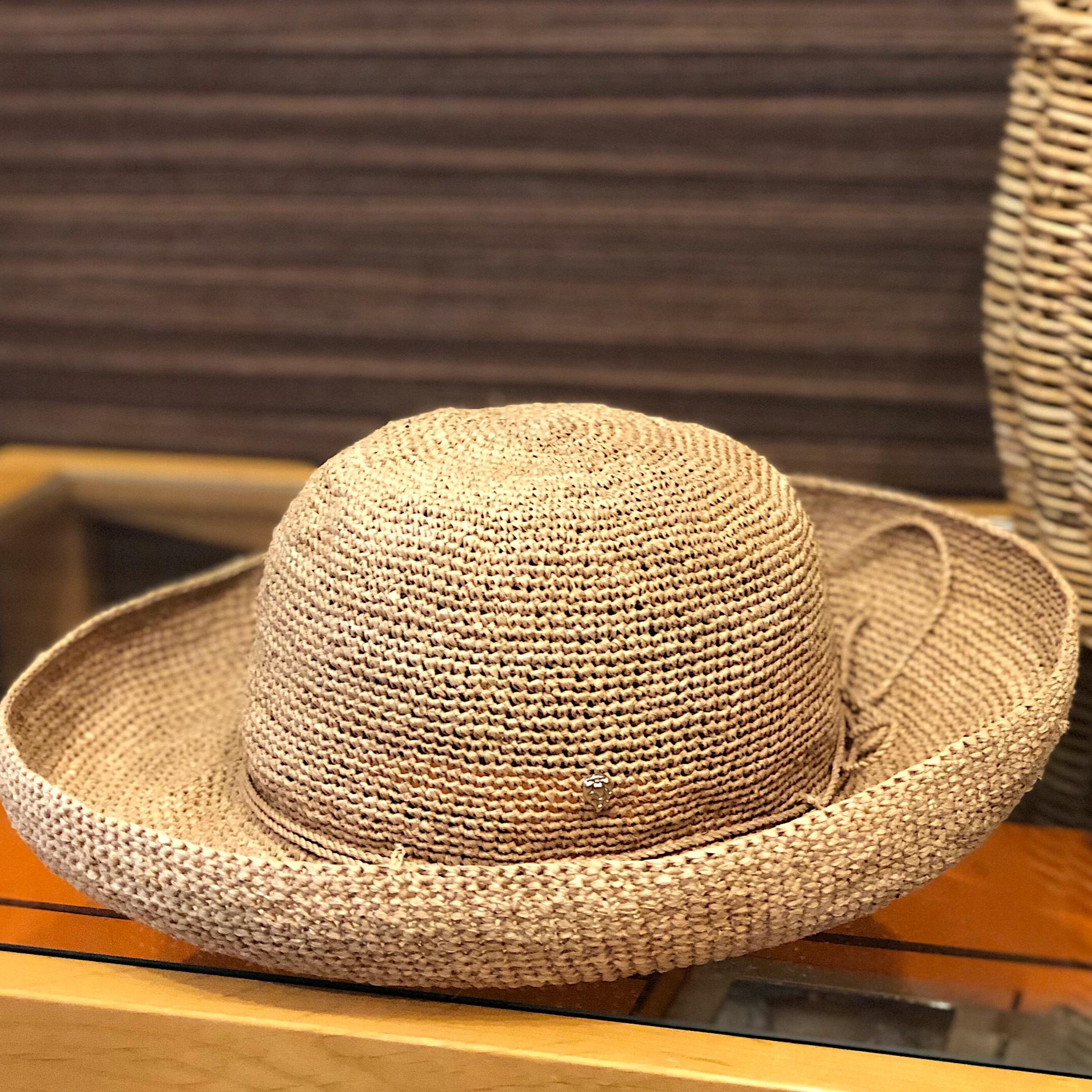 帽子の「魅せる」収納_1_2