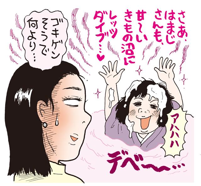 マンガ家 安彦麻理絵さん 生理終了!