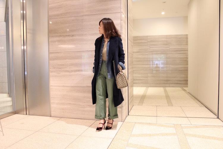 カジュアルスタイルに女っぷり靴_1_1