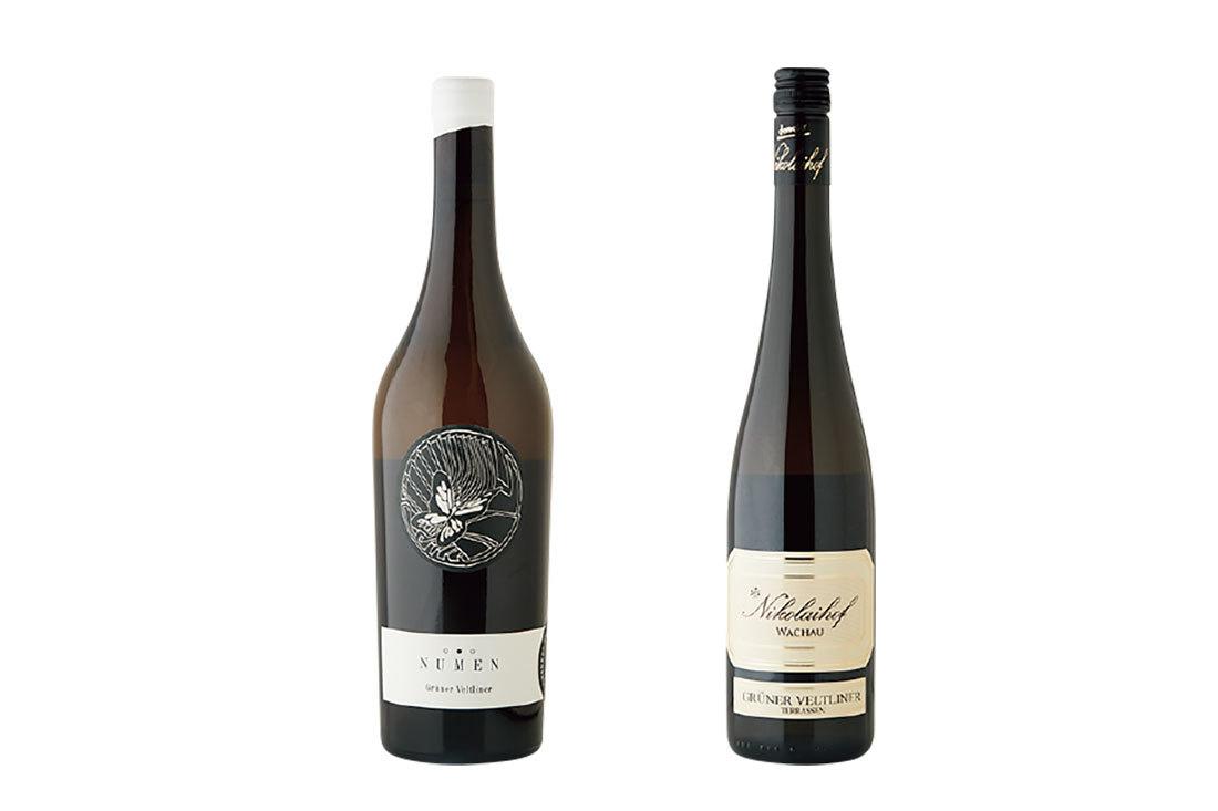 オーストリアワイン×緑野菜のオイル蒸し2