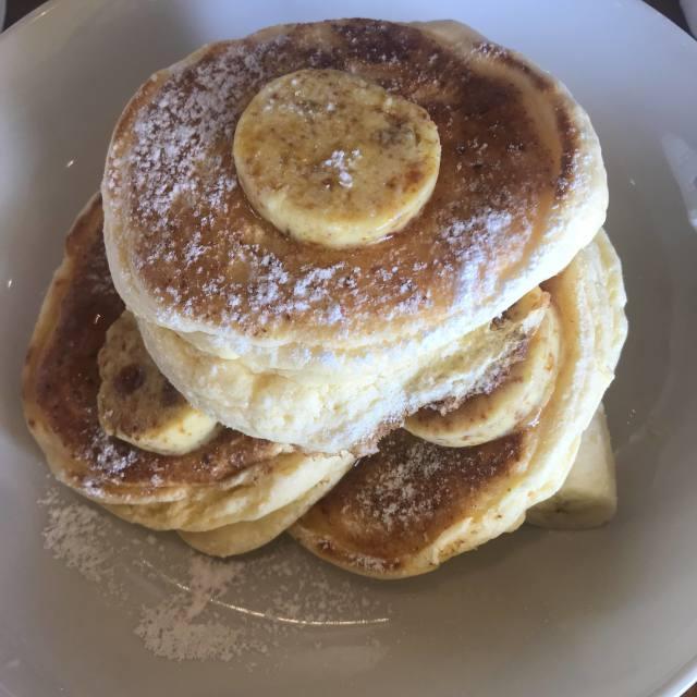 休日は、『ゆるっと』な白コーデで世界一の朝食をいただきに♡_1_2-1