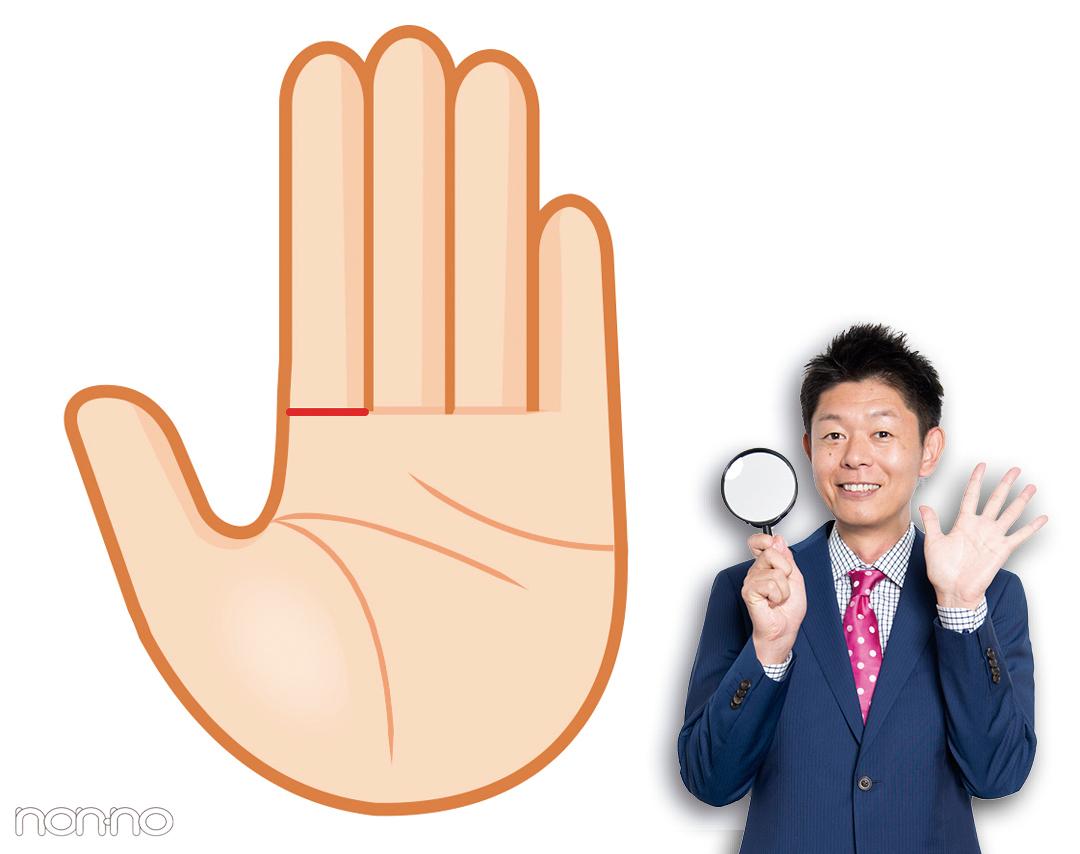 よちよち幼児線|島田秀平さんの最強手相占い!