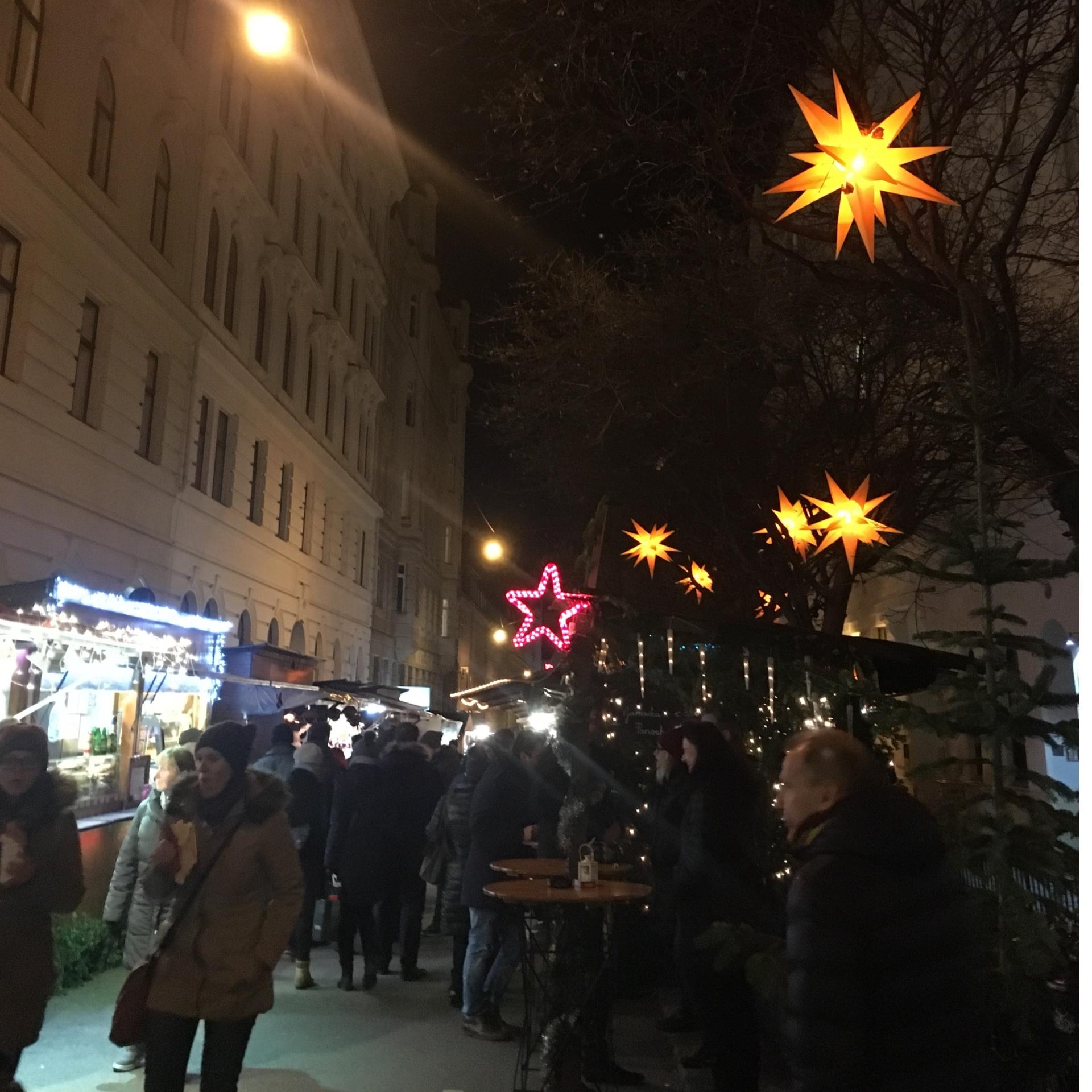 ご近所のクリスマスマーケット☆_1_6