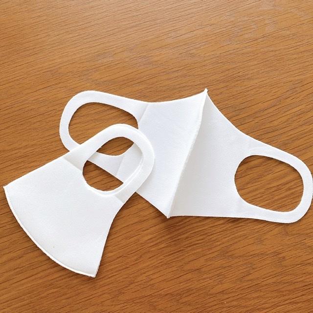 日本製の接触冷感マスクが届きました!_1_2