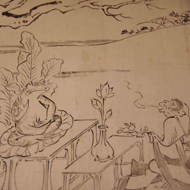 東京国立博物館、さすが!の総合文化展。_1_1-1