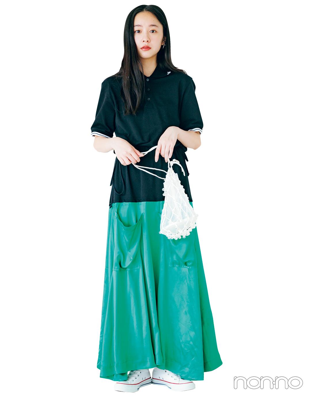 話題の#ほったさんの私服、見せて!vol.1 【ノンノモデルの夏私服:堀田真由】_1_2
