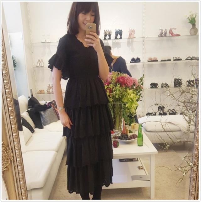 ファッションはすでに夏・・展示会でのトレンドはエレガントな黒!_1_6