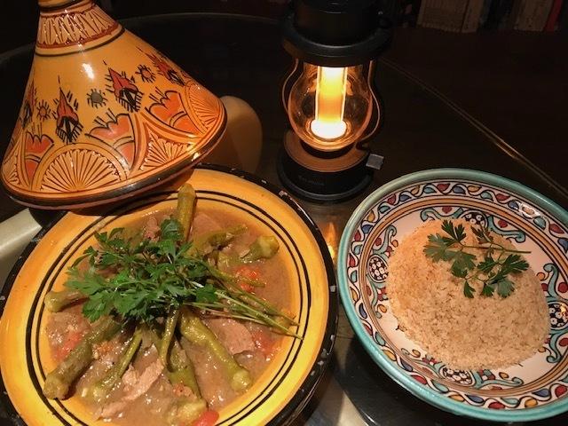 サハラ砂漠〜Zoomでつながったモロッコ料理レッスン♪_1_4-2