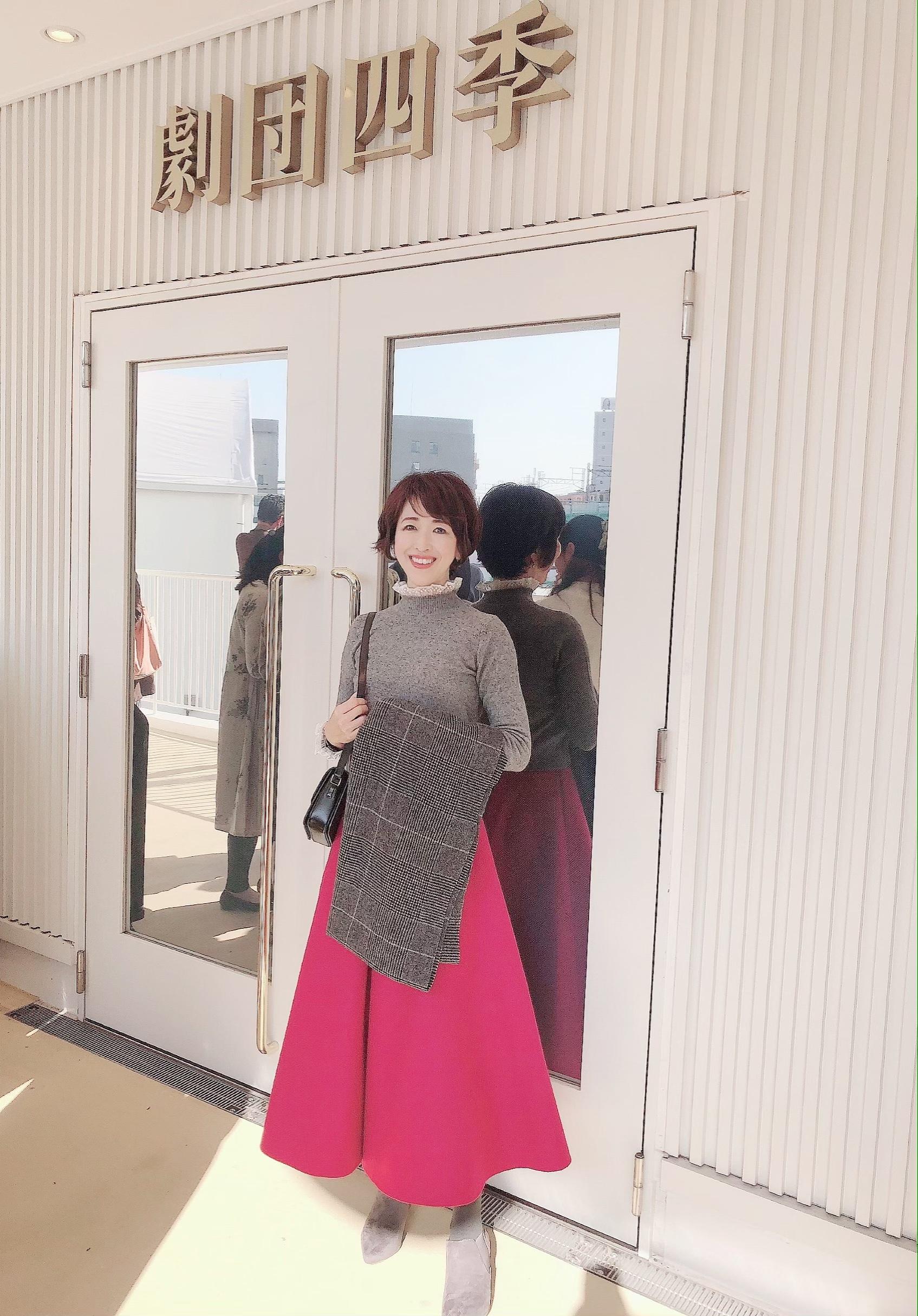 ラクして着映える綺麗色スカート_1_5