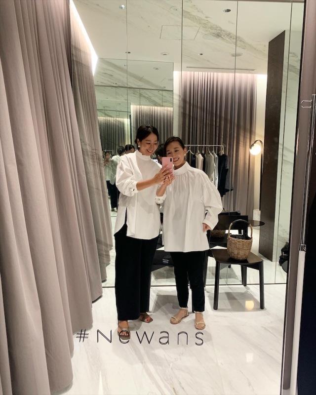 サスティナブルでイージーケアな新ブランド「#Newans」展示会へ。_1_3