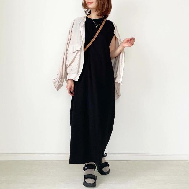 【アラフォーのためのスポサンまとめ】履きやすい! 大人に似合う!夏のカジュアルに必要なのはスポサンだった 40代ファッション_1_24