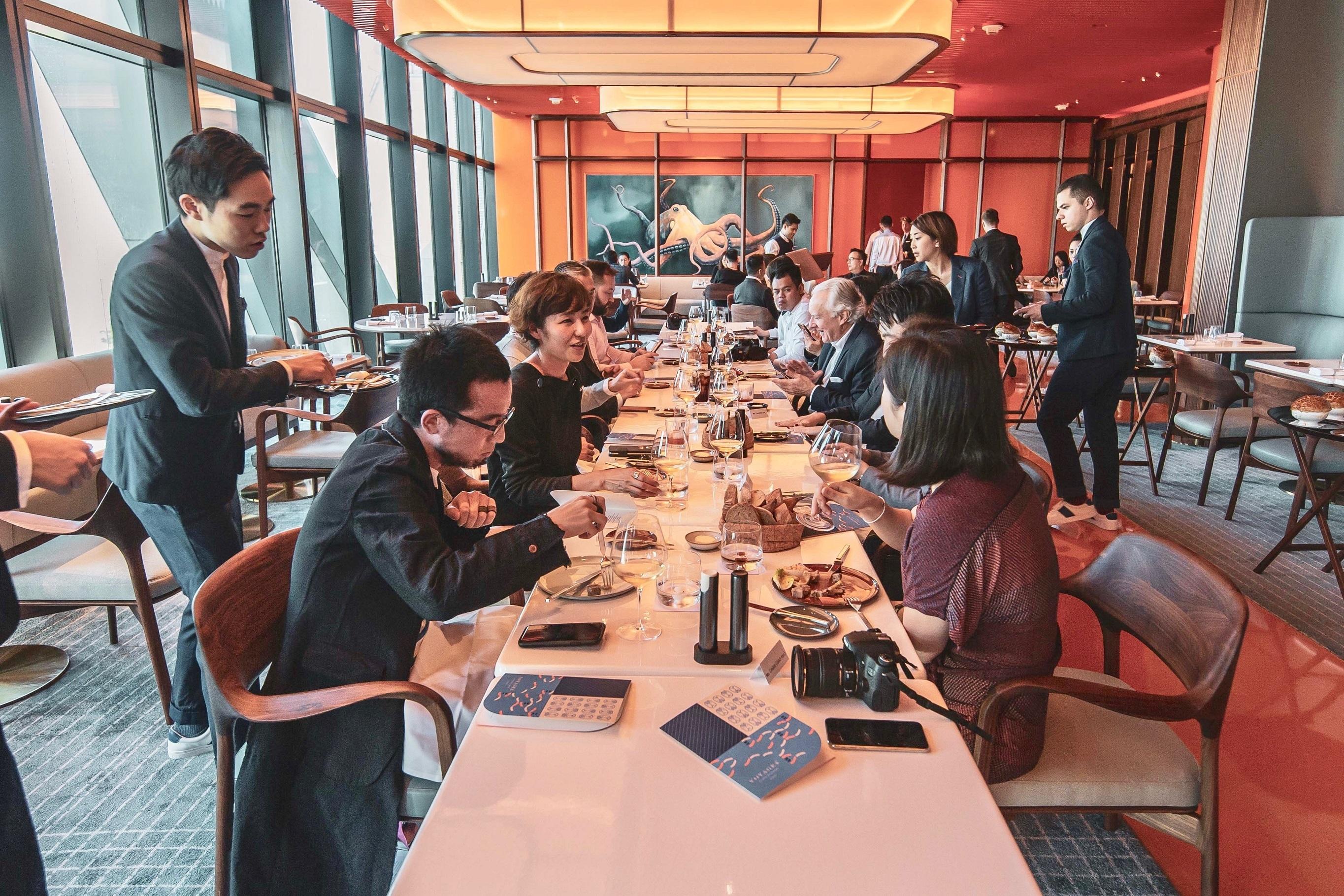 美食とアートの殿堂。マカオのラグジュアリーホテル「モーフィアス」へ【その2】_1_1-2