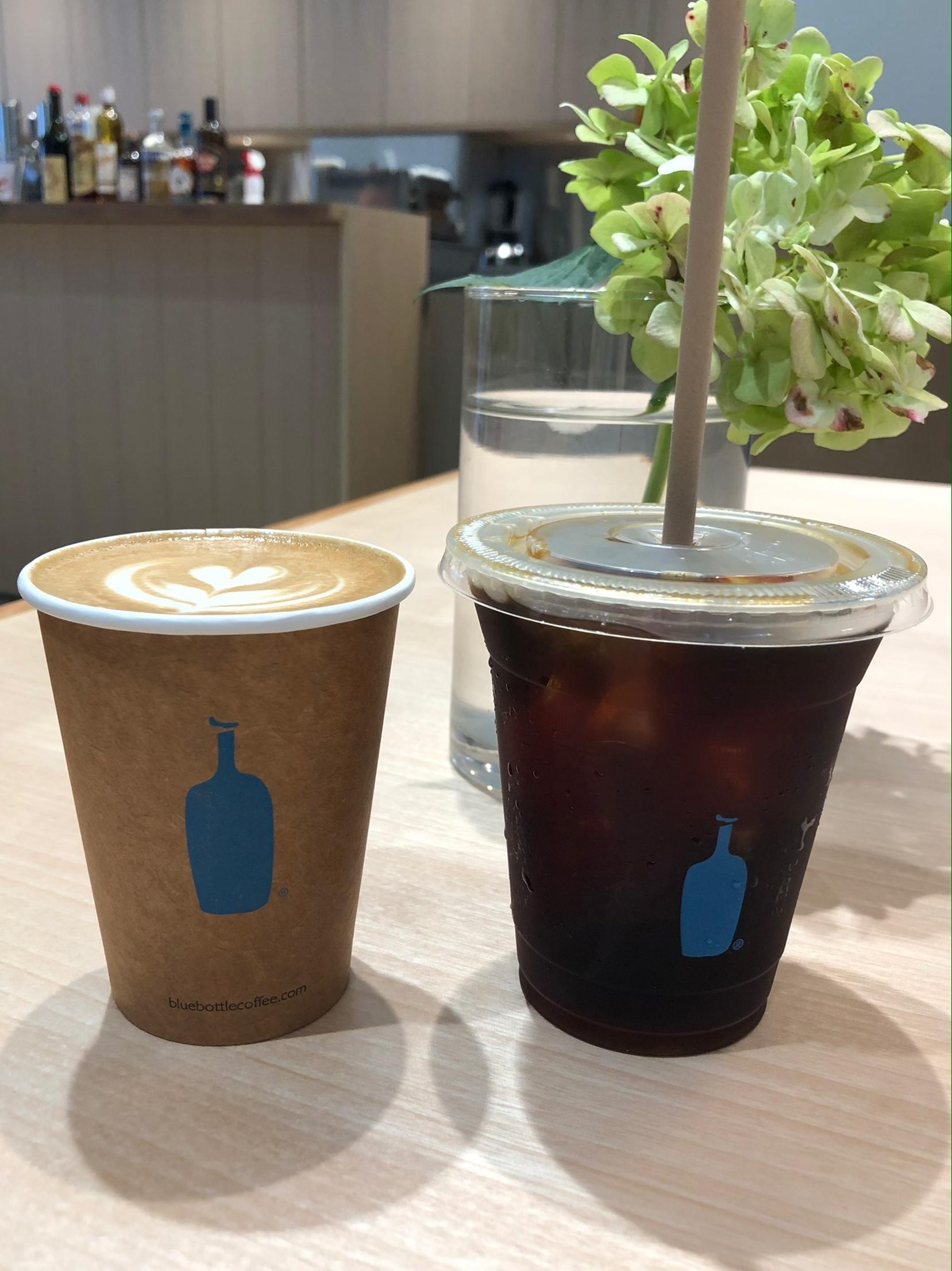 ブルーボトル コーヒー