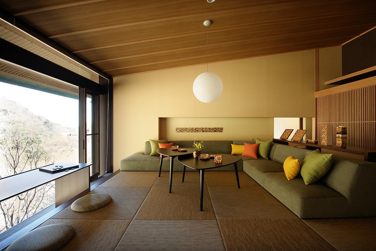 大人の女子旅にいかが?「星野リゾート 界 箱根」最上階の客室がリニューアルオープン_1_2