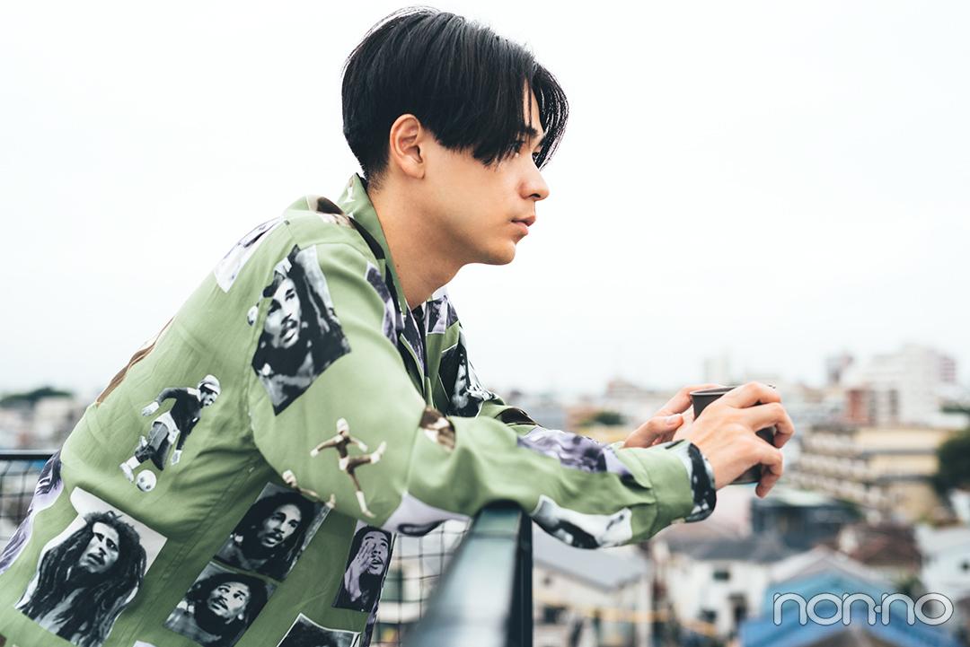 今月の彼氏|成田凌(なりたりょう)