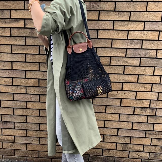 【新作】ロンシャンの春夏バッグに一目惚れ。_1_6