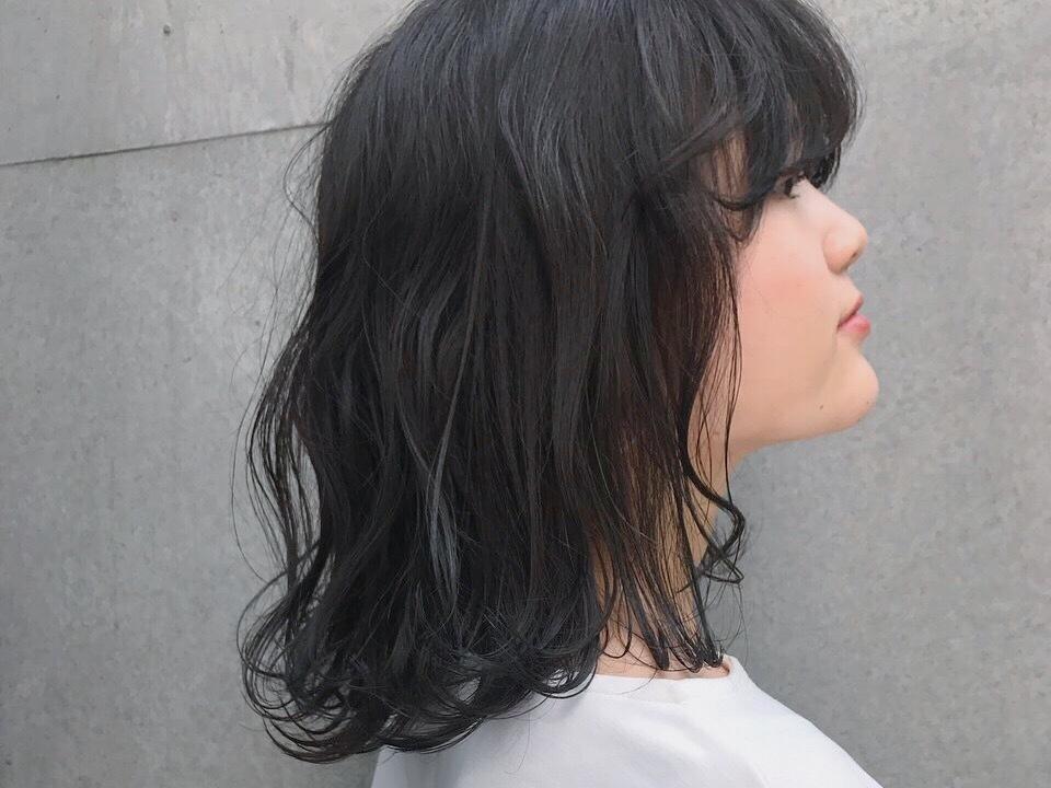 ^o^第35回【私の最近の髪色】ブリーチなしでこのカラー!!_1_3