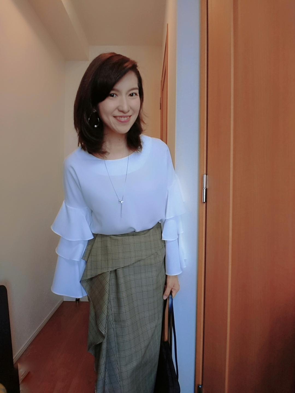自分が楽しめる服を着ると自然と笑顔に 今日もお仕事頑張るぞー!と思えるのです