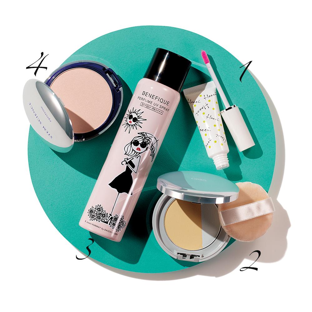 UV対策プラスαの効果がうれしい。新しいものにトライして美肌を守り抜こう!_1_2