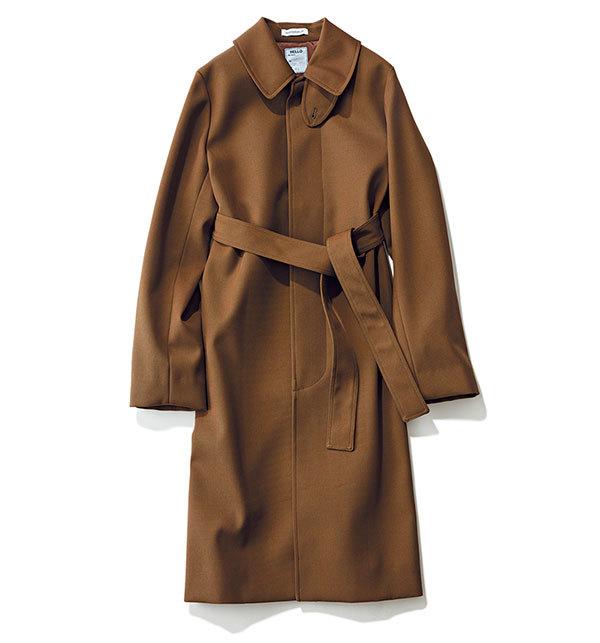 旬カラーの「ブラウン」のコートが1枚あれば、 おしゃれは一気に最旬に_1_1-3