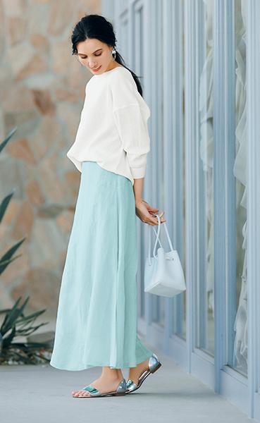 キーワードは【女性らしい・清潔・親しみやすい】アラフォーのための婚活ファッション30選_1_11