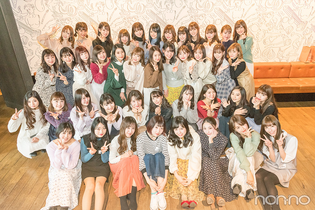 【カワイイ選抜】オフ会開催レポート★ モデルの貴島明日香ちゃんも登場!_1_1