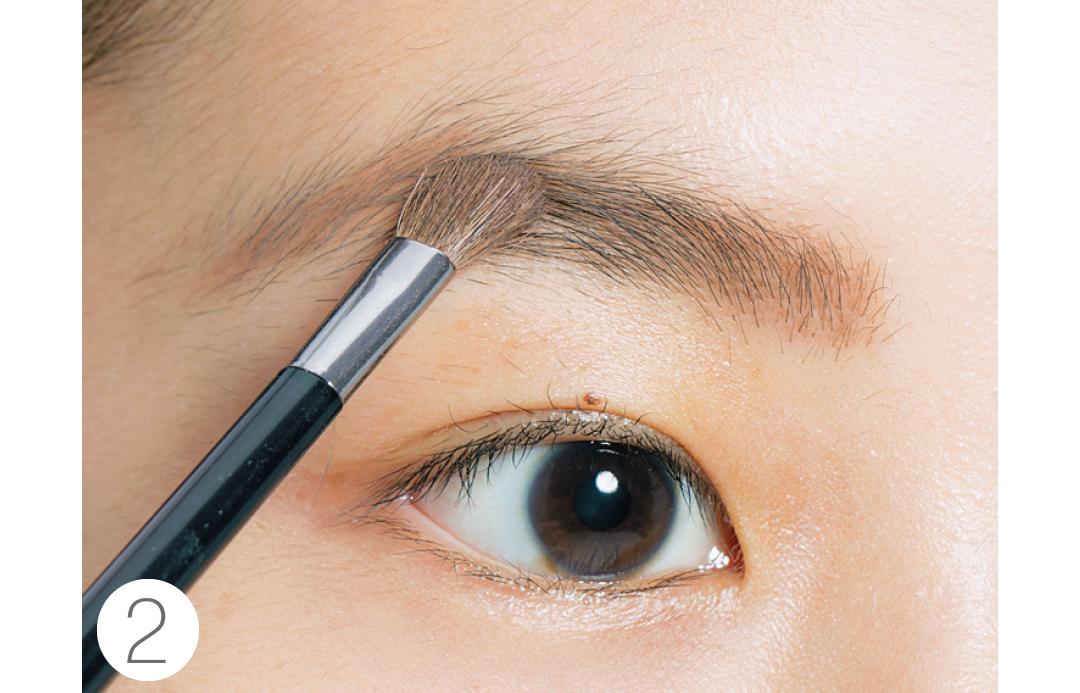 「太眉で薄い」人の眉の描き方&整え方、教えます!_1_5-2
