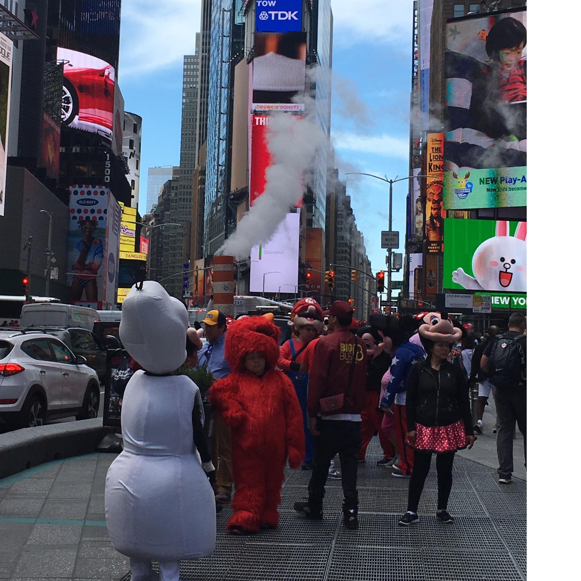 ニューヨークに何度もきている件、再び_1_9