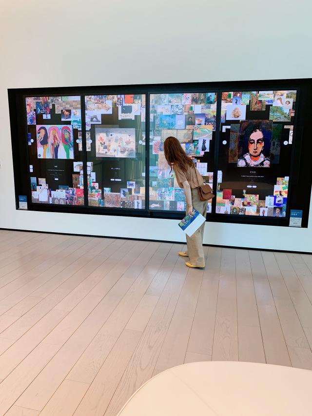 ミュージアム館内画像